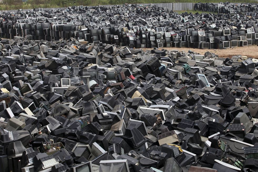 e-Waste, and ecological nightmare?