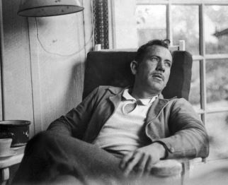 John Steinbeck, in a refelctive mode!